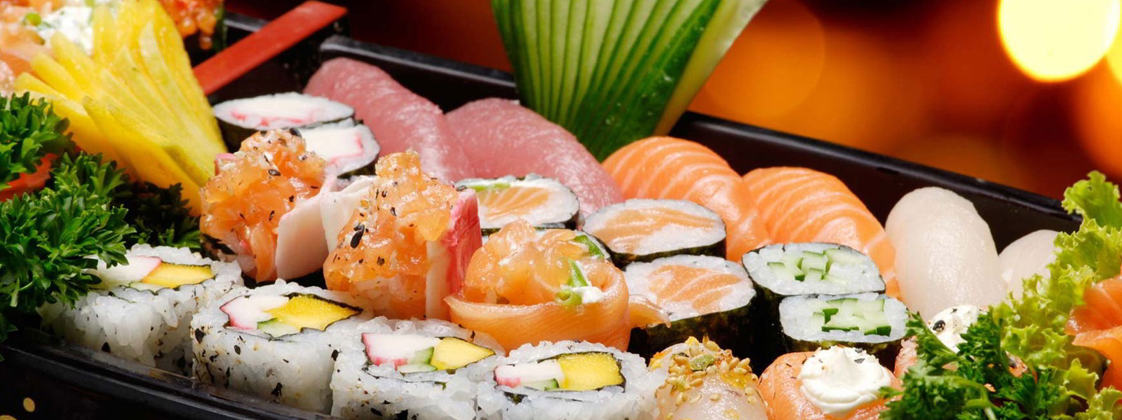 Може ли да се яде суши при диети