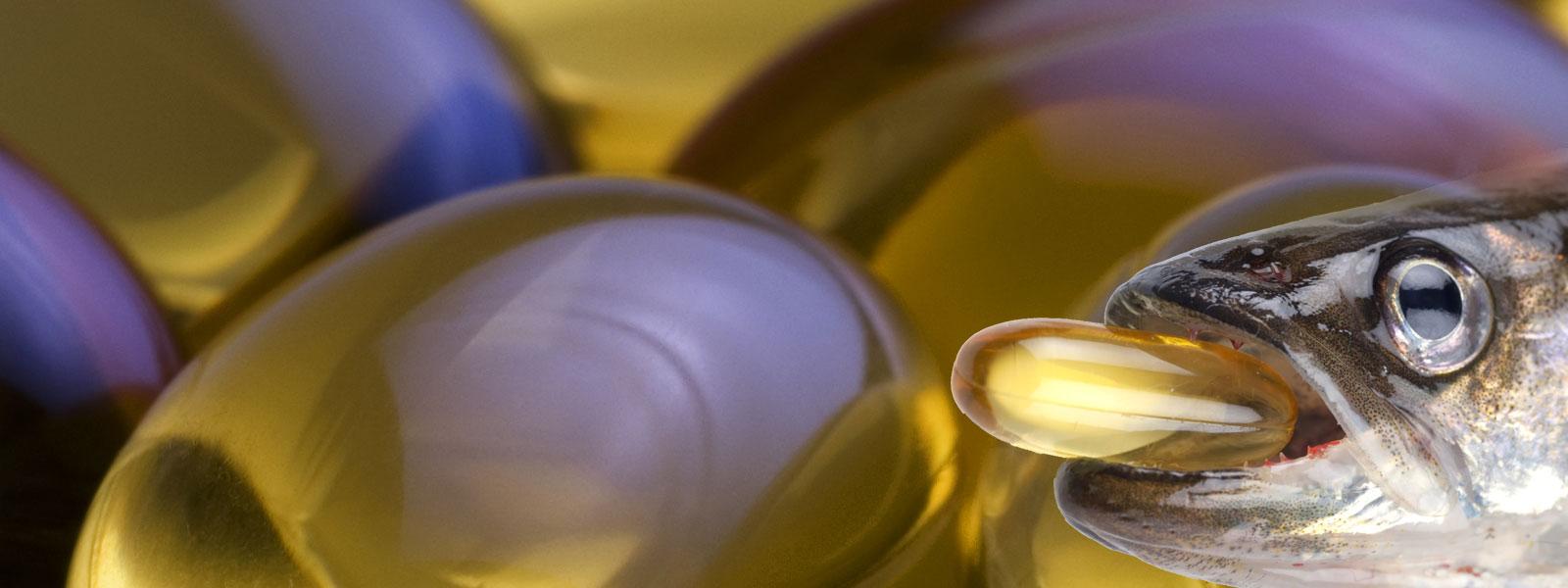 Отслабва ли се от рибено масло
