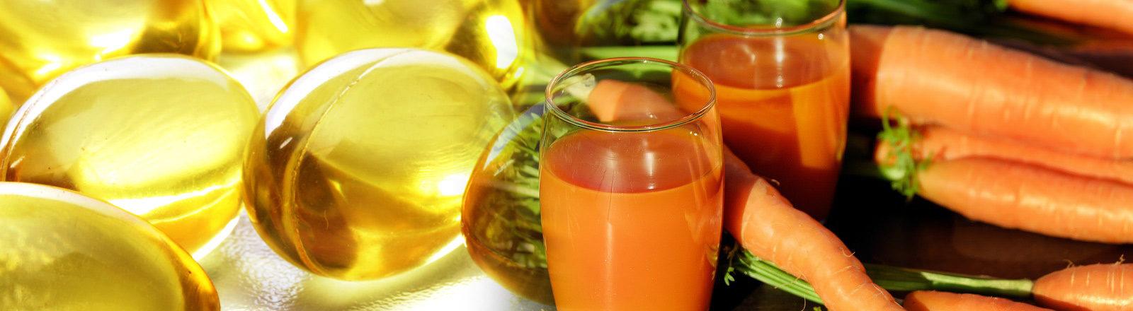Витамин А предпазва от инфекции