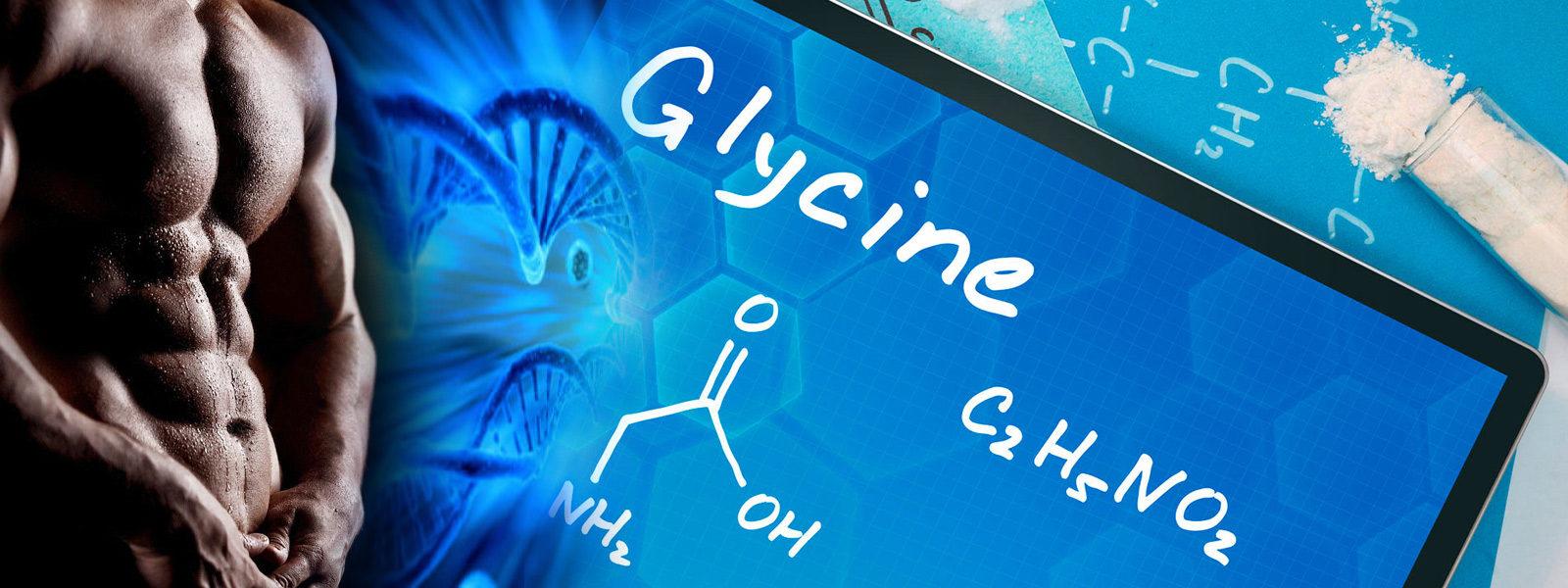 Глицин при изчистване на мазнините и диети