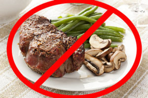 Храни които са забранени при подагра