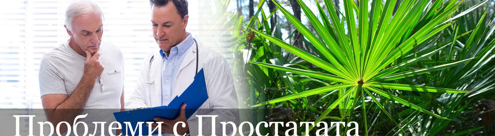 Проблеми с простатата - Кои билки ще помогнат?